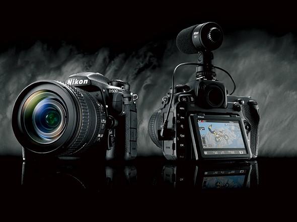 Nikon D500 camara