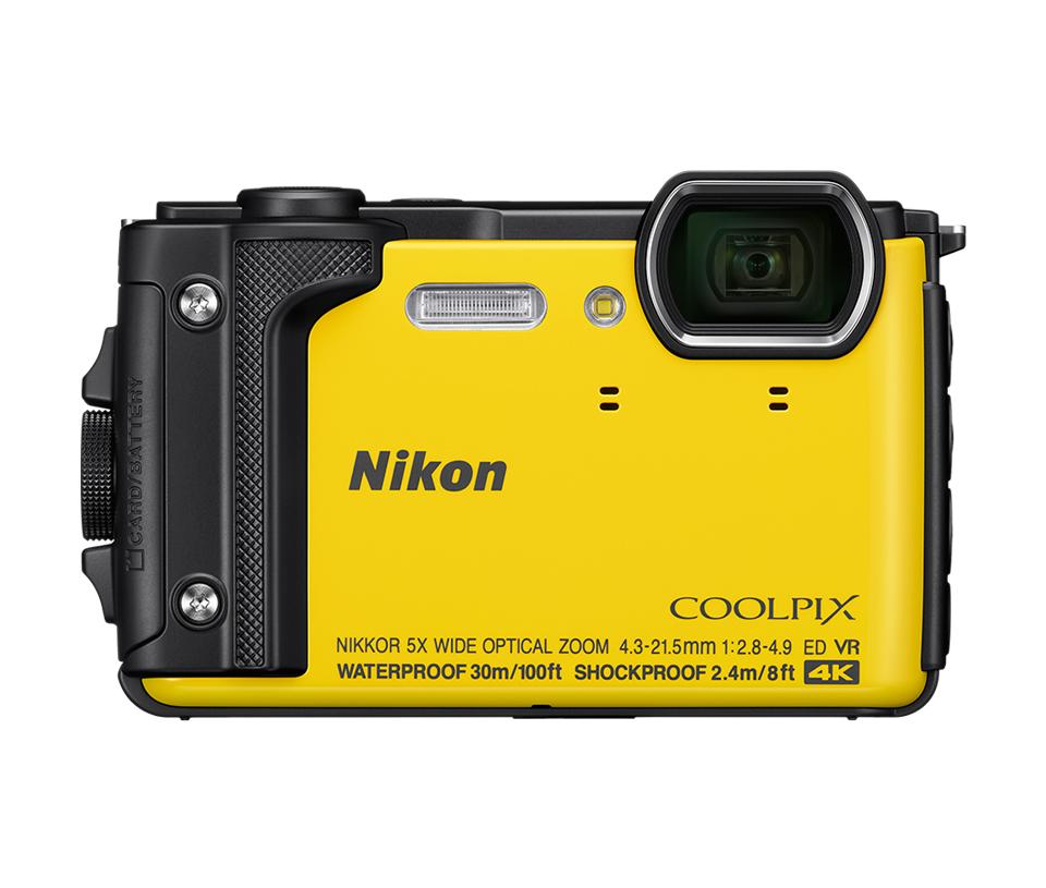 Câmera Nikon COOLPIX W300 Yellow