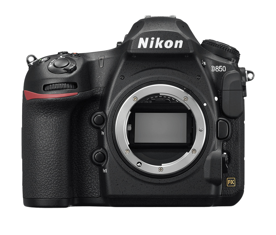 Câmera Nikon D850 (Zero Shot )