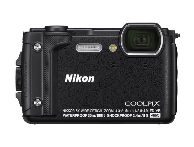 Câmera Nikon COOLPIX W300 Black