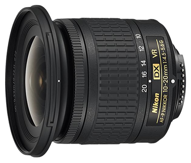 Objetiva AF-P DX NIKKOR 10-20mm f/4.5-5.6G VR