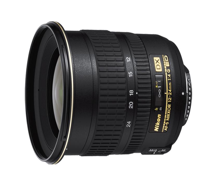 Objetiva AF-S DX NIKKOR 12-24mm f/4G IF-ED
