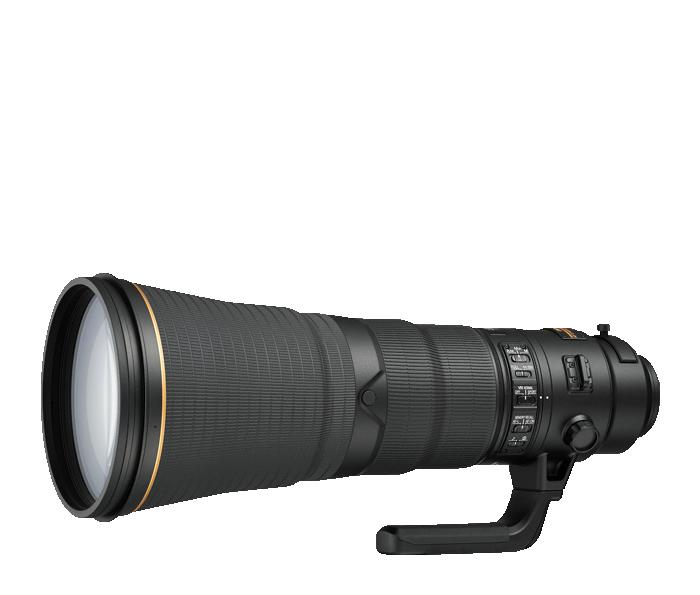 Objetiva AF-S NIKKOR 600mm f/4E FL ED VR