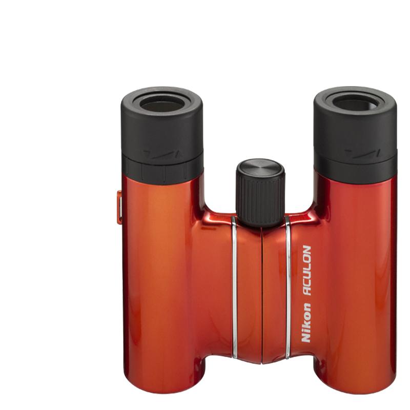 Binóculos Nikon ACULON T01 8x21 Orange