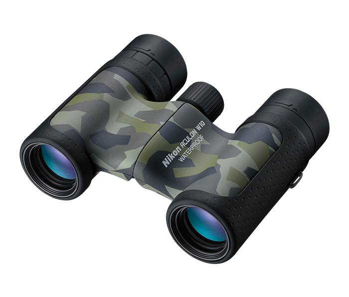 Binóculos Nikon ACULON W10 10x21 Camouflage
