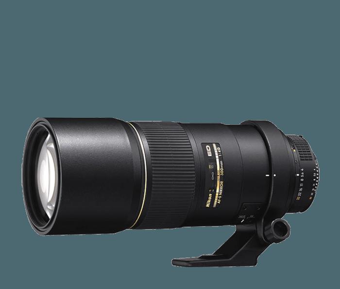 Objetiva AF-S NIKKOR 300mm f/4D IF-ED