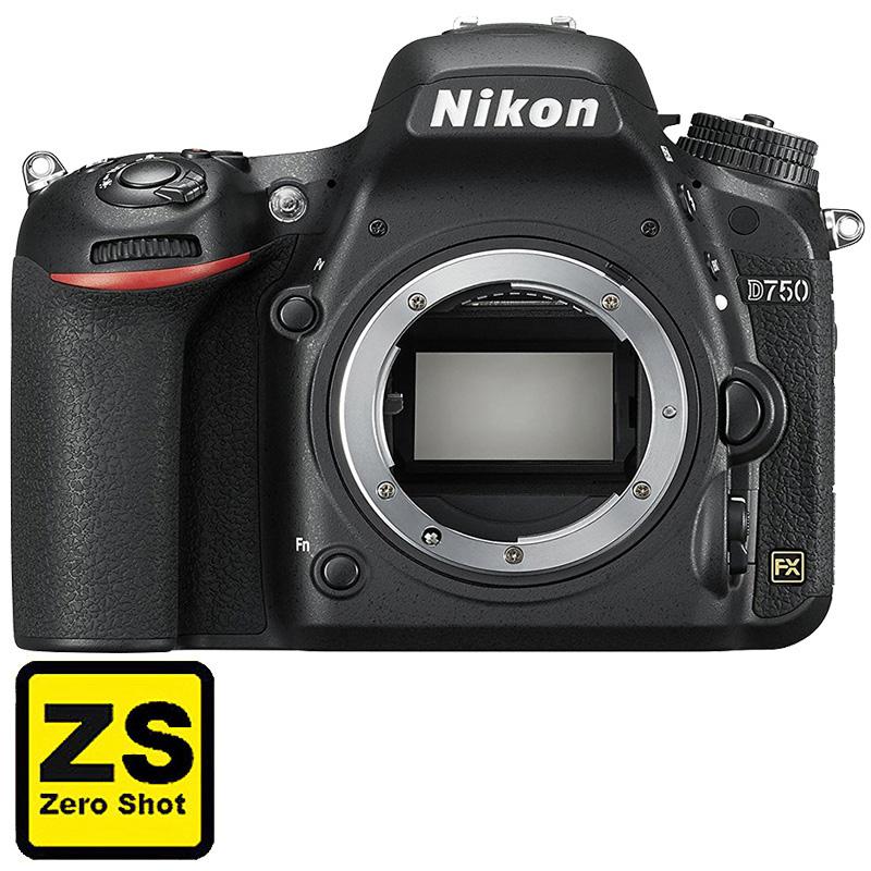 Câmera Nikon D750 (Zero Shot)