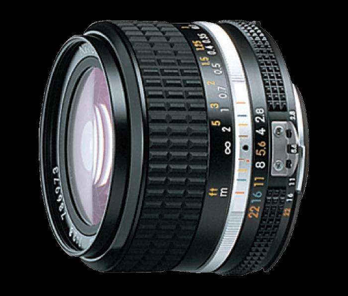Objetiva NIKKOR 24mm f/2.8