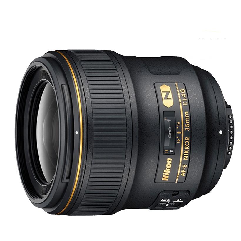 Objetiva AF-S NIKKOR 35mm f/1.4G