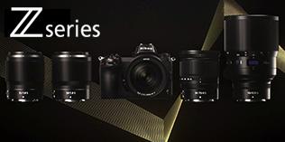 Nikon Z Microsite