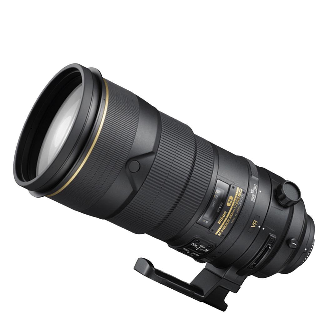 Objetiva AF-S NIKKOR 300mm F2.8G ED VRII
