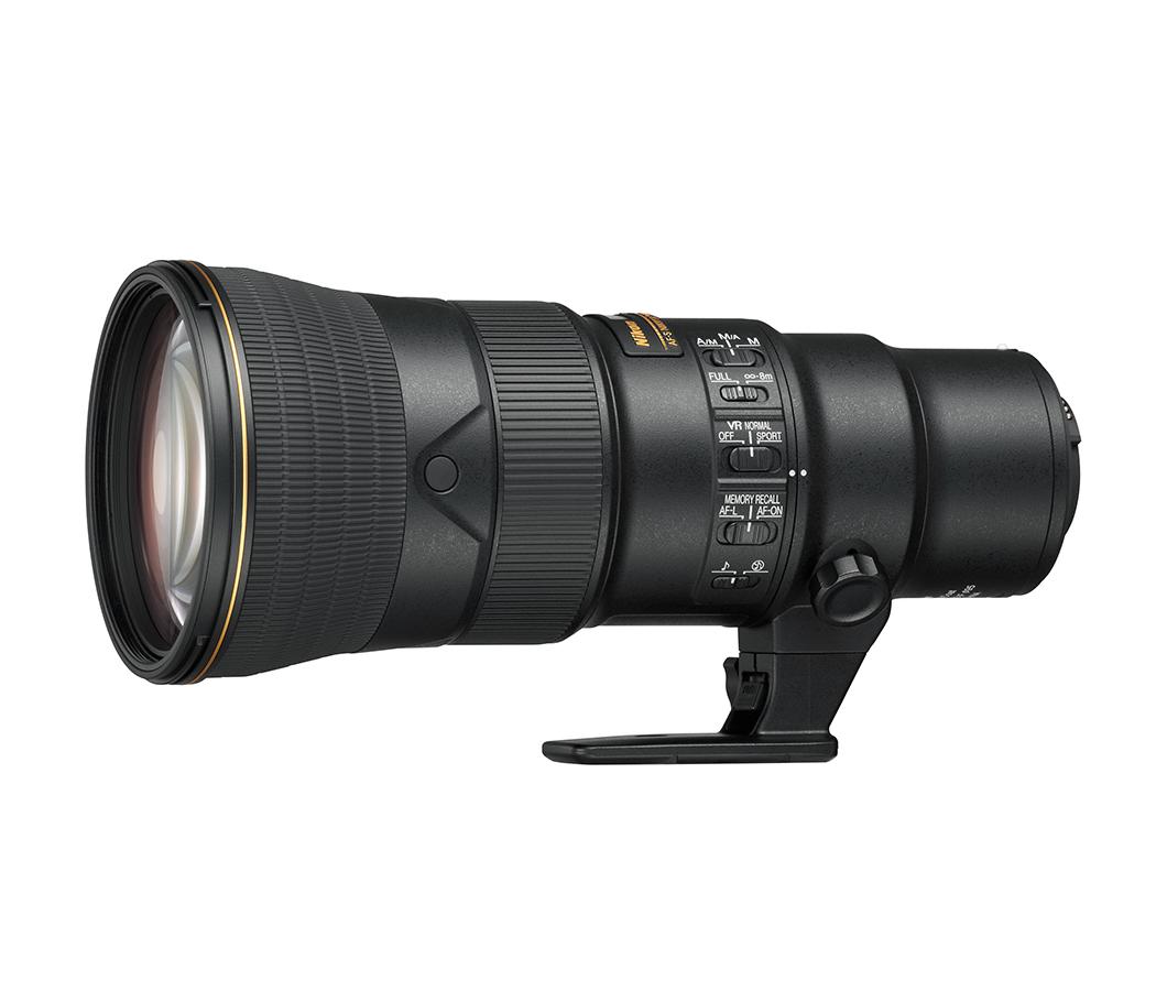 Objetiva AF-S NIKKOR 500mm f/5.6E PF ED VR