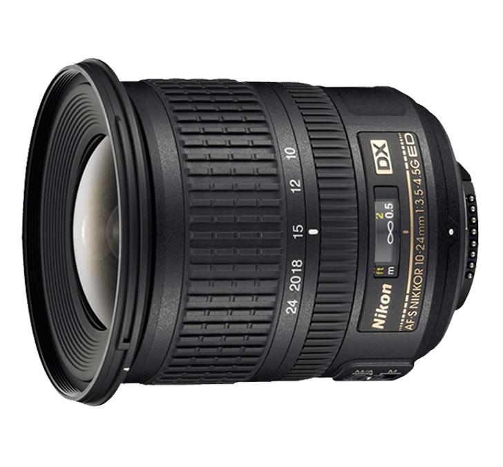 Objetiva AF-S DX NIKKOR 10-24mm f/3.5-4.5G IF ED