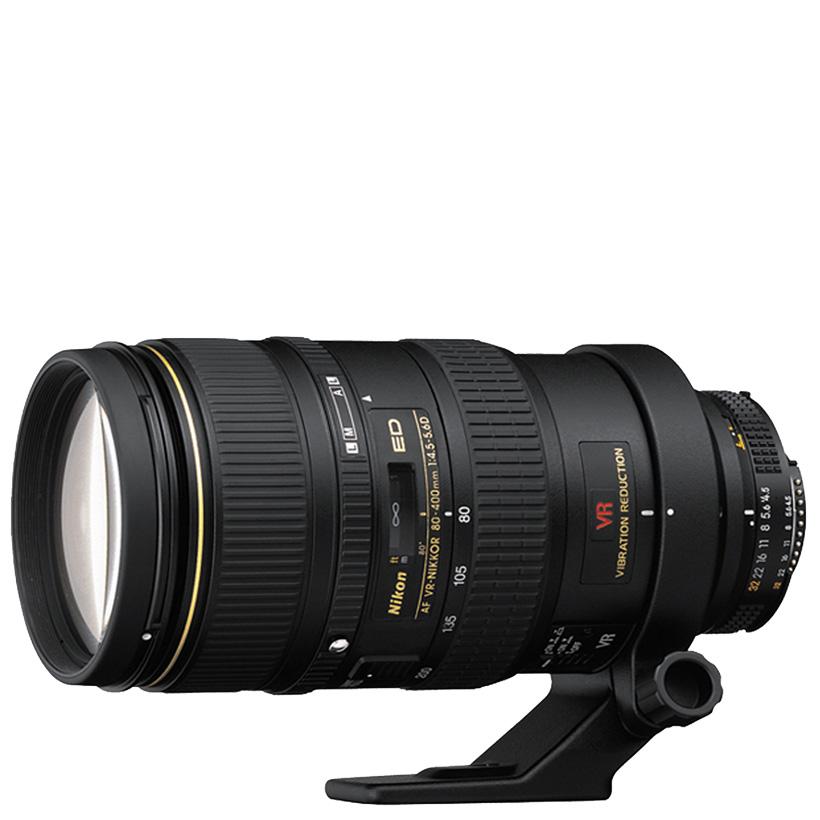 Objetiva AF-S NIKKOR 80-400mm f/4.5-5.6G ED VR