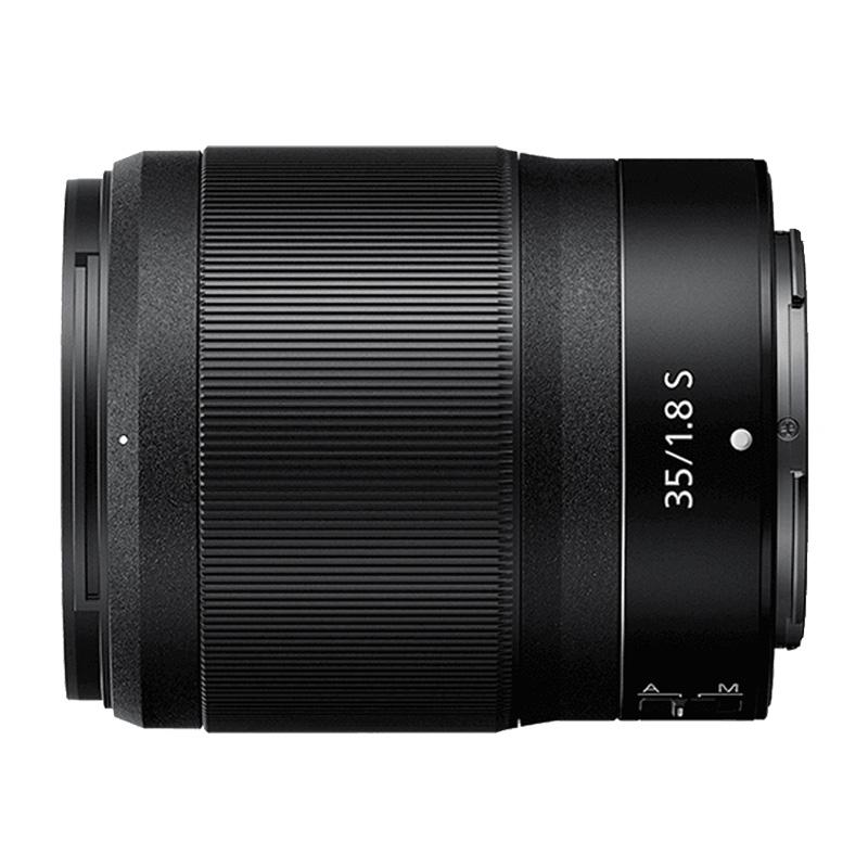 Objetiva NIKKOR Z 35mm f/1.8 S
