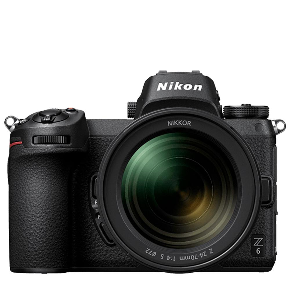 Camara Nikon Mirrorless Z6+ NIKKOR 24 - 70 S mm f4