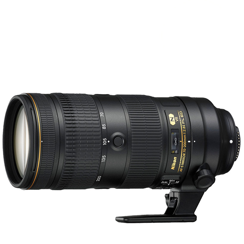 Objetiva AF-S NIKKOR 70-200mm f/2.8E FL ED VR