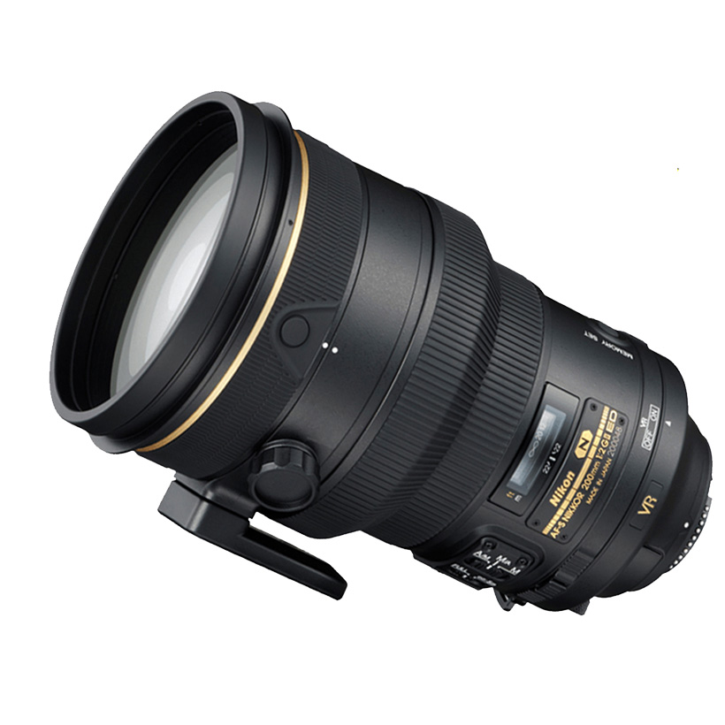 Objetiva AF-S NIKKOR 200mm f/2G ED VRII