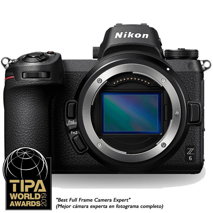 Câmera Nikon Z 6 (Corpo)