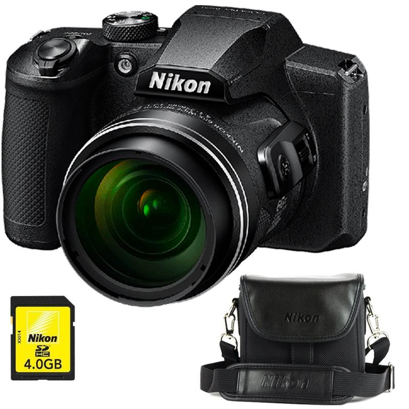 Câmera Nikon COOLPIX B600