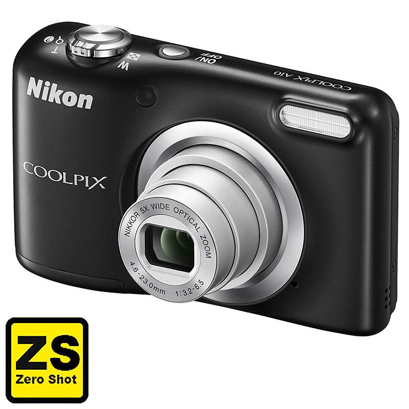Câmera Nikon COOLPIX A10 Black (Zero Shot)