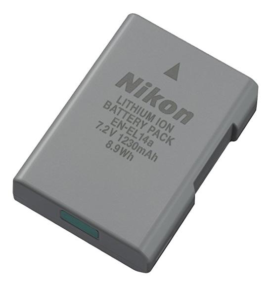 Bateria EN-EL14a