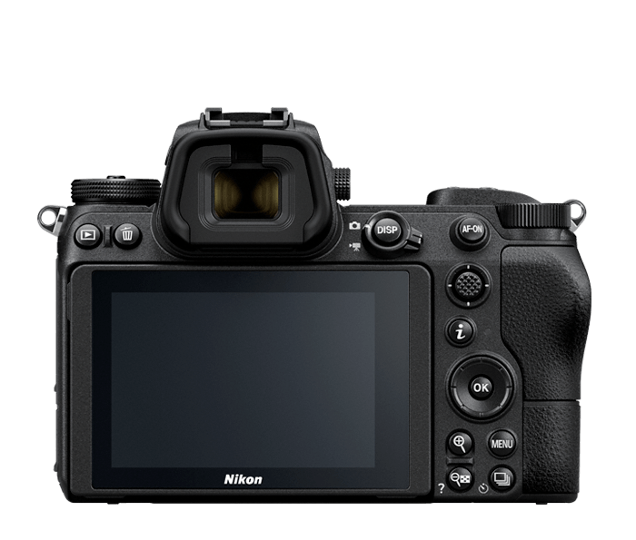 Camara Nikon z6