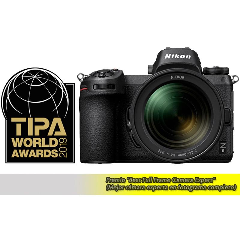Cámara Nikon D3500 + Objetivo AF-P DX NIKKOR 18-55mm f/3.5-5.6G VR + Objetivo AF-P DX NIKKOR 70-300 mm f/4.5-5.6G VR