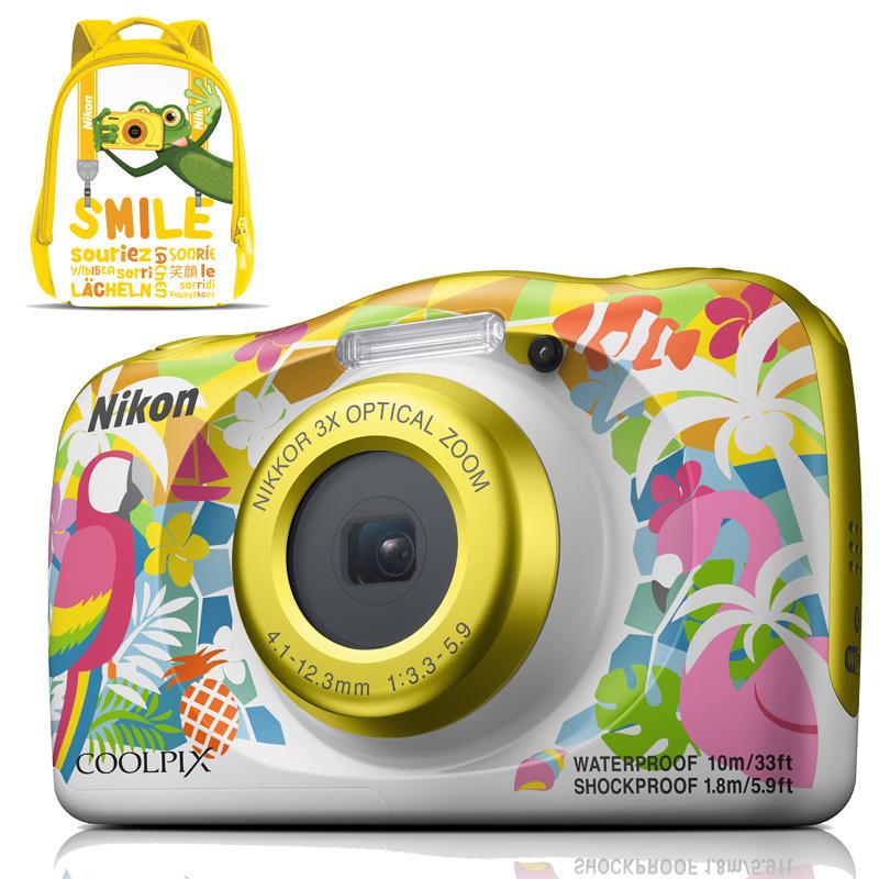 Câmera Nikon COOLPIX W150 Resort + Mochila