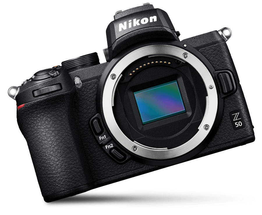Cámara Nikon Z50 (cuerpo)