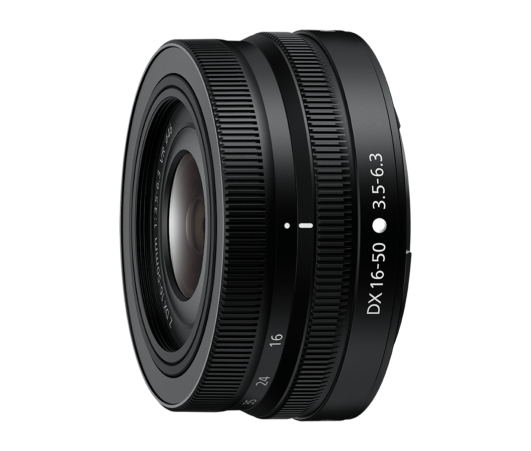 Objetiva NIKKOR Z DX 16-50mm f/3.5-6.3 VR