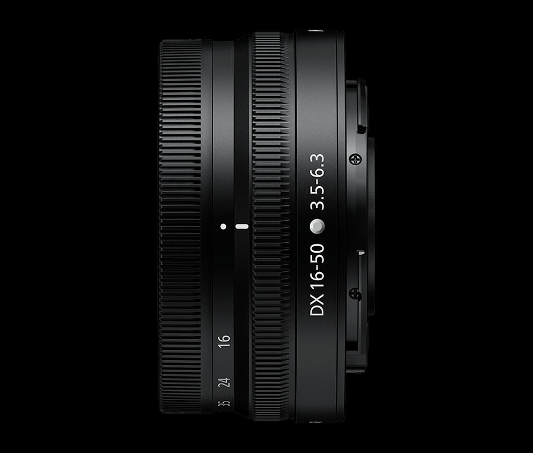Objetivo NIKKOR Z DX 16-50mm f/3.5-6.3 VR