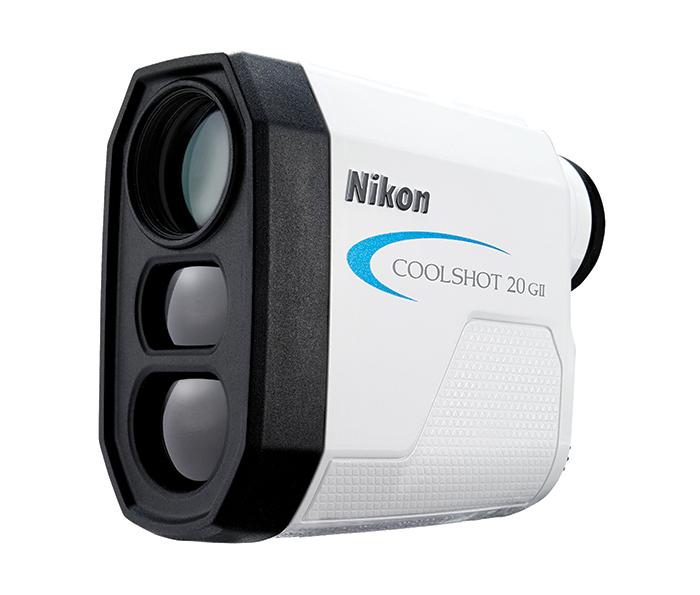Medidor Laser Nikon COOLSHOOT 20 GII