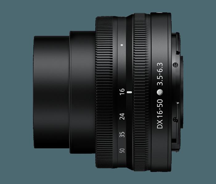 Objetivo NIKKOR Z DX 16-50mm f3.5-6.3 VR