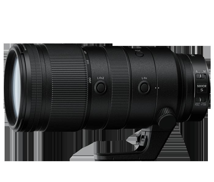 Objetiva NIKKOR Z 70-200mm f/2.8 VR S