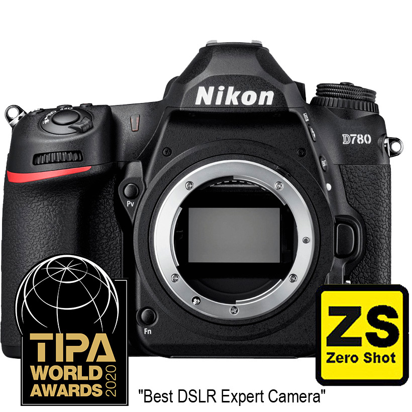 Camara Nikon D780