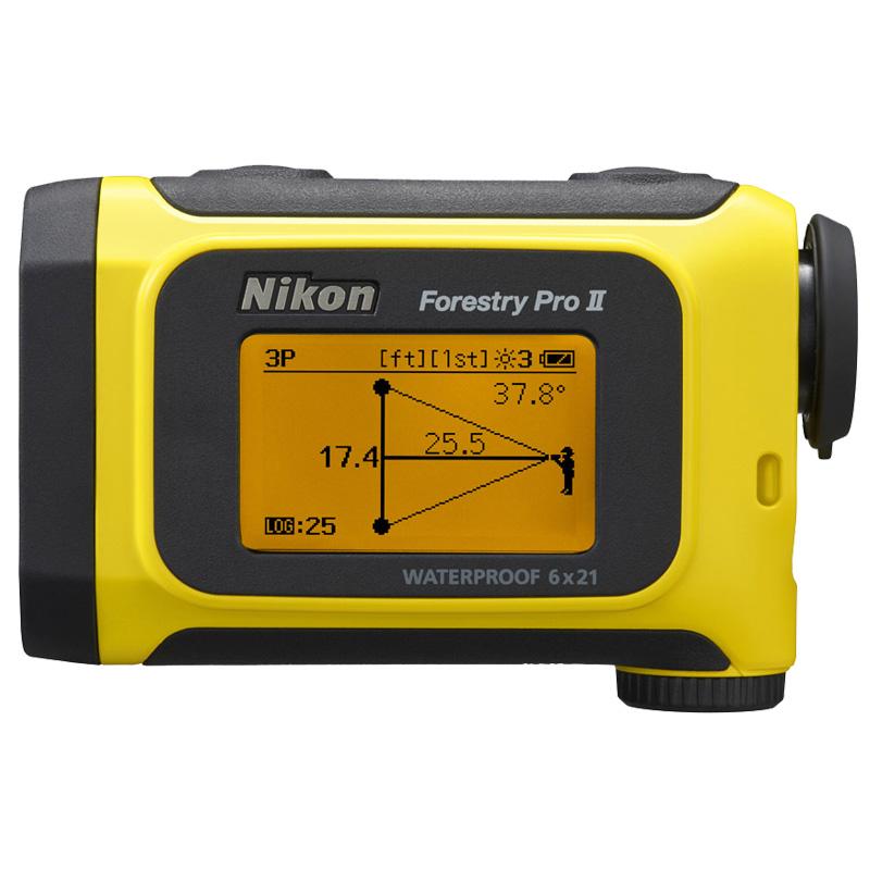 Telémetro láser Nikon Forestry Pro II