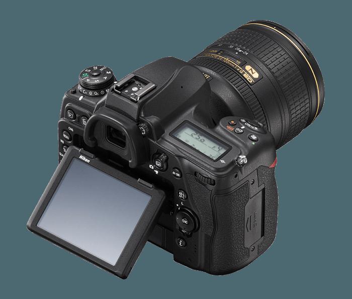 Cámara Nikon D780 + Objetivo AF-S NIKKOR 24-120mm f/4 ED VRon D780 + Objetivo AF-S NIKKOR 24-120mm f/4 ED VR
