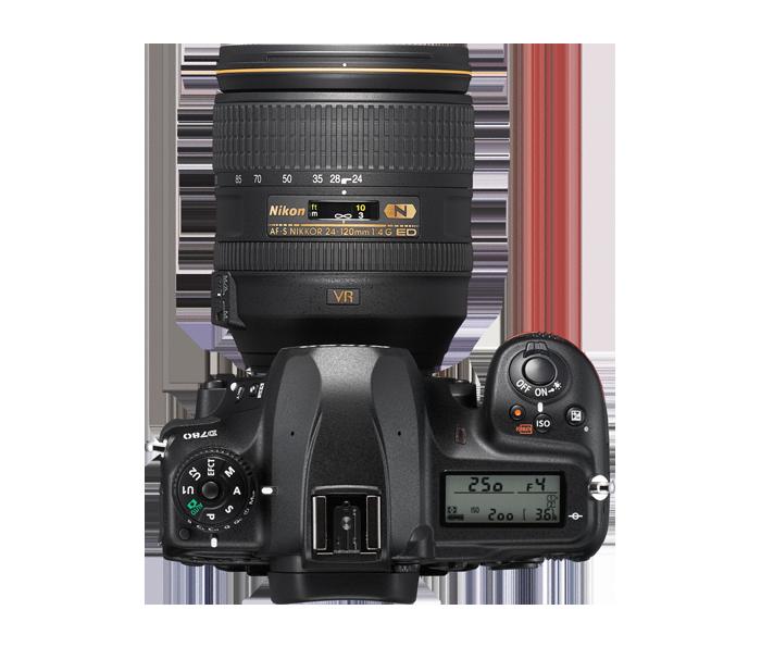 Cámara Nikon D780 + Objetivo AF-S NIKKOR 24-120mm f/4 ED VR