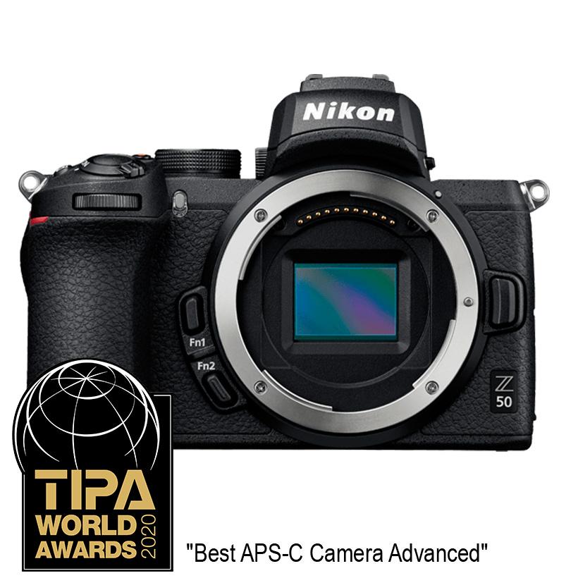 Câmera Nikon Z 50 (Corpo)