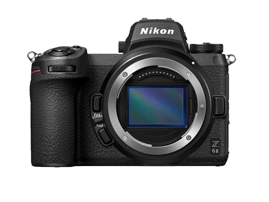 Câmera Nikon Z 6II (Corpo)