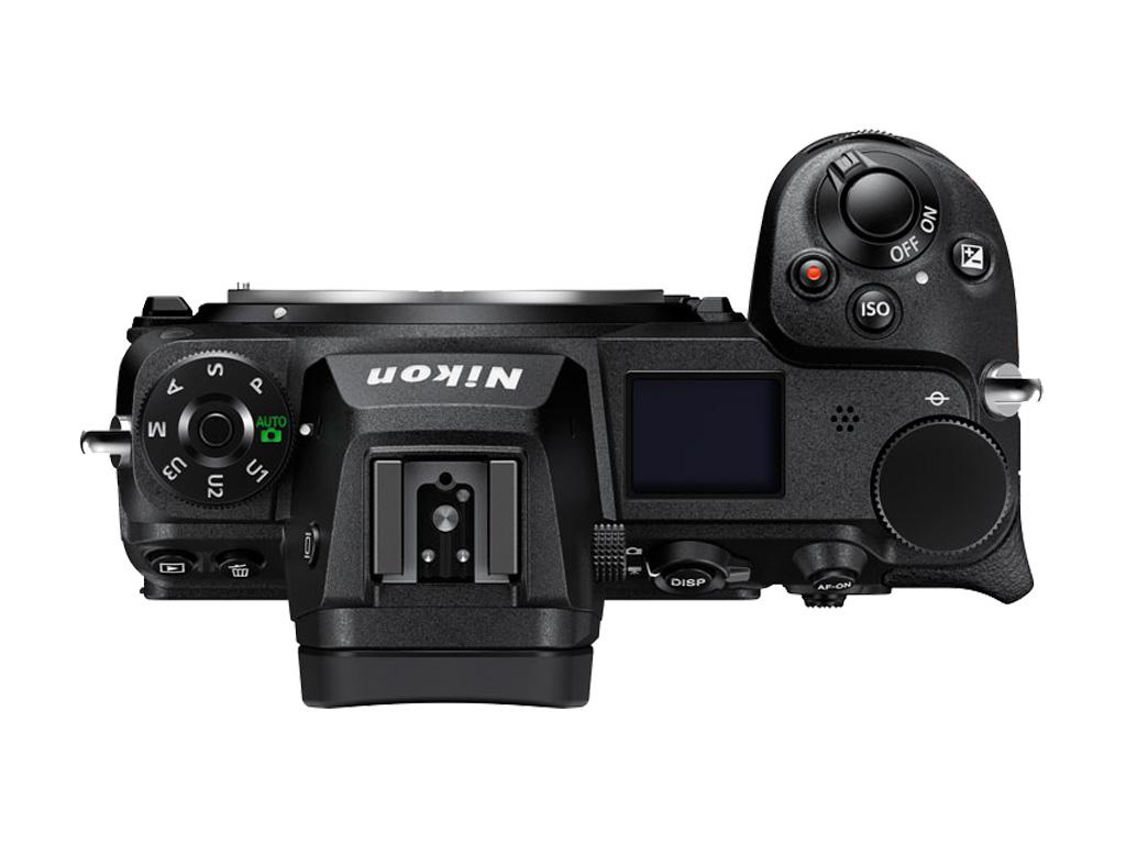 Câmera Nikon Z 7II + Adapatdor FTZ
