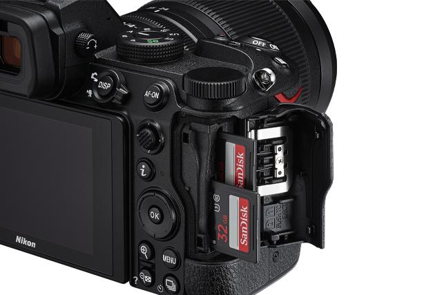 Câmara Nikon Z 5 (Corpo)