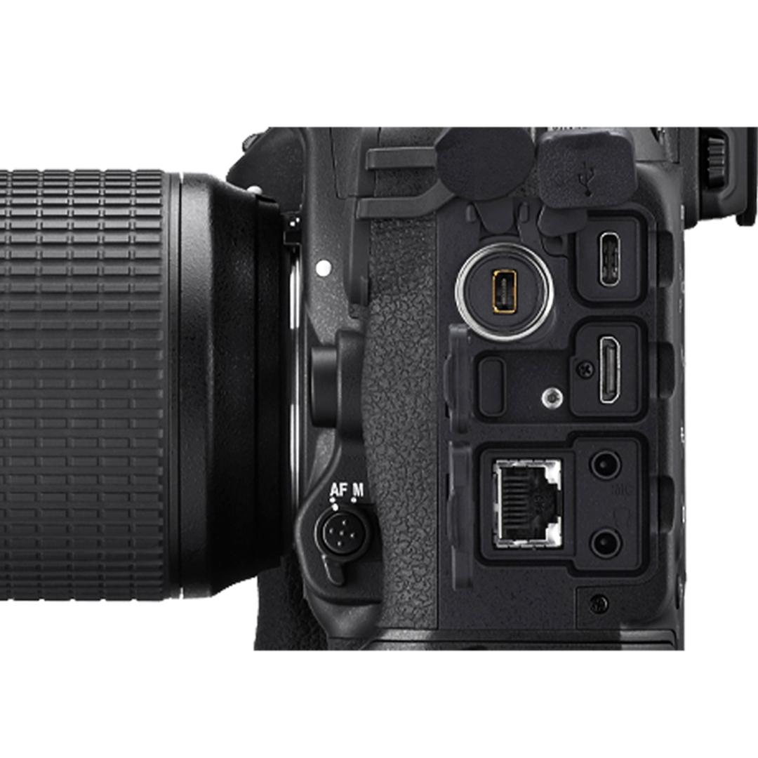 Câmera Nikon D6