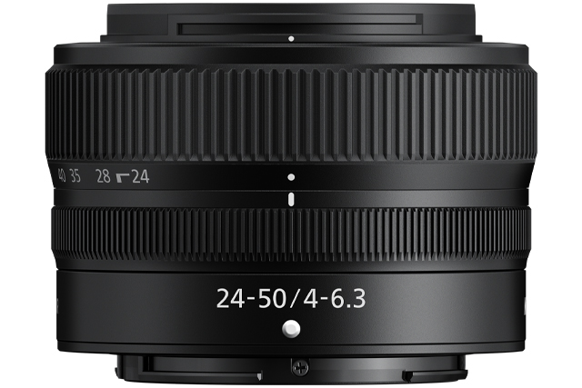 Objetiva NIKKOR Z 24-50mm f/4-6.3