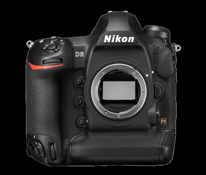 Câmera Nikon D6 (Corpo)