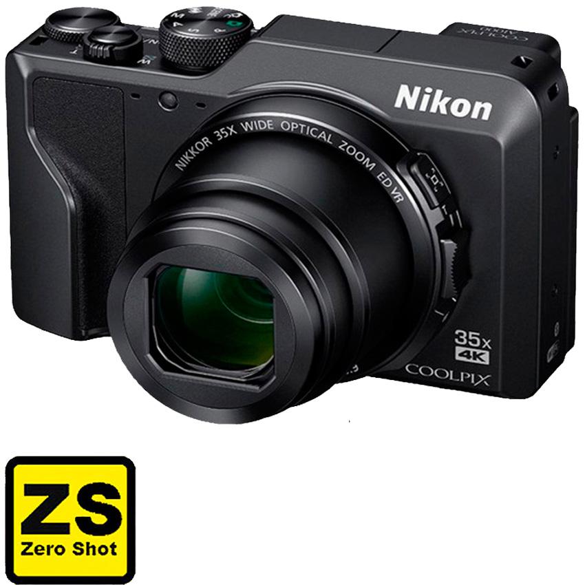 Câmera Nikon COOLPIX A1000 (Zero Shot)
