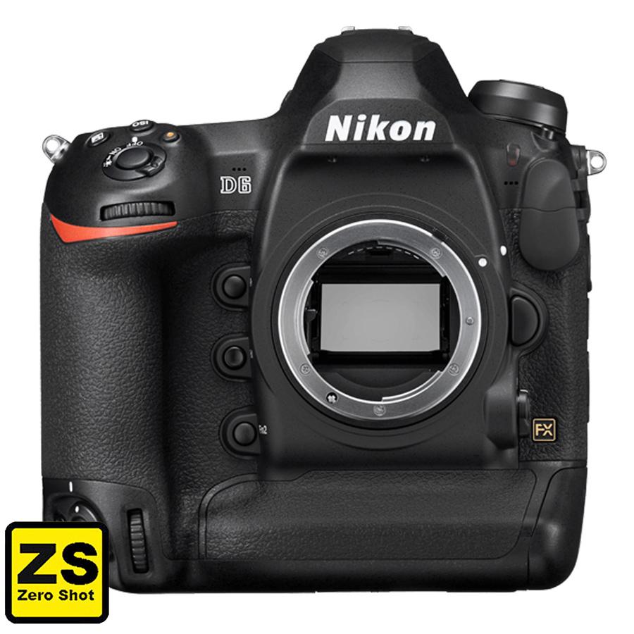 Câmera Nikon D6 (Corpo) Zero Shot