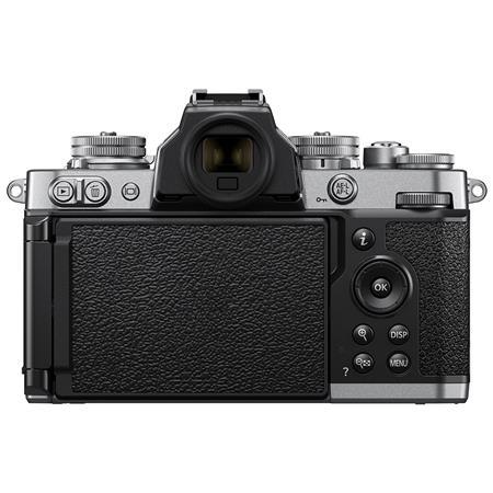 Câmera Nikon Z fc + NIKKOR Z DX 16-50mm f / 3.5-6.3 VR (edição Silver) + SD 64GB 1000X